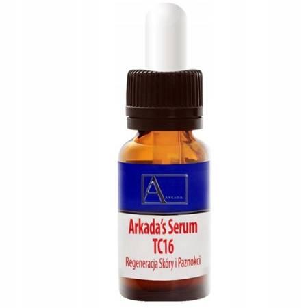 Arkada Serum kolagenowe TC16 11 ml + zabieg dla dłoni + pilnik