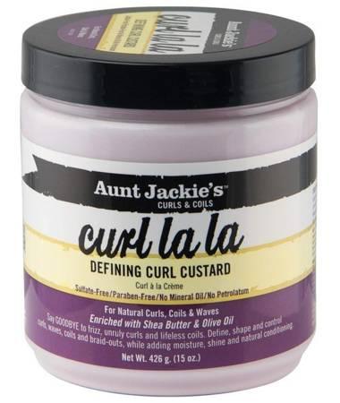 Aunt Jackie's Curl La La Custard Krem do Loków 426 g