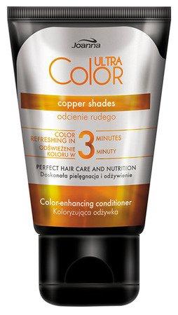 Joanna Ultra Color Odżywka koloryzująca Rudy 100 g