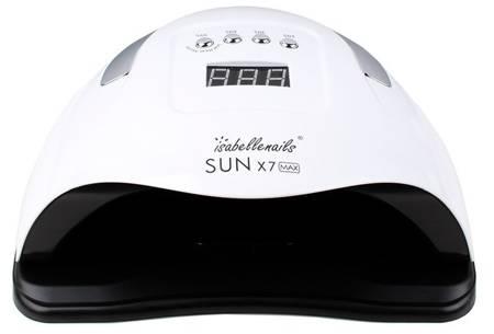 Lampa do paznokci DUAL LED SUN X7 MAXX 180W