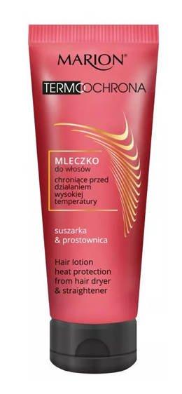 Marion Mleczko chroniące włosy przed działaniem wysokiej temperatury 75 ml
