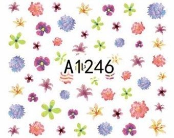 Naklejki wodne A1246