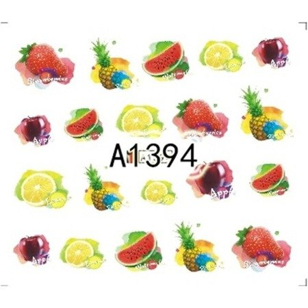 Naklejki wodne A1394