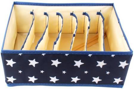Organizer do szuflady na bieliznę 7 przegródek