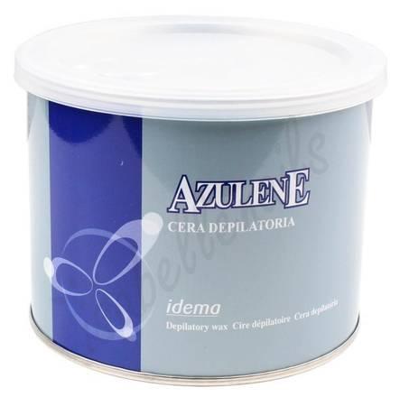 Wosk do depilacji Azulene puszka 400ml