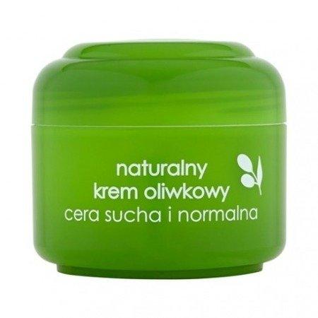 Ziaja Naturalny krem oliwkowy cera sucha i normalna 50 ml